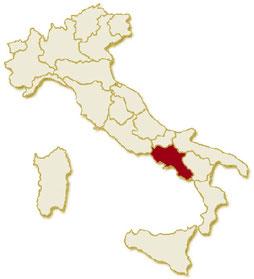 italia regione campania