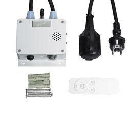 Bluetooth Dimmer Heizstrahler mit APP