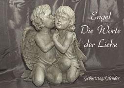 Engel mit schönen Zitaten - immerwährender Geburtstagskalender