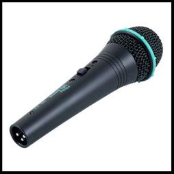 Mikrofon mieten verleih Alex Light and Sound The T.Bone MB55