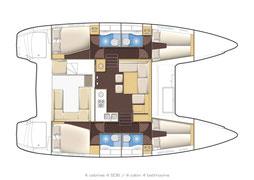 Segeltörn mit Skipper Katamaran Mallorca