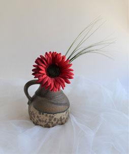 Vase aus Steinzeug