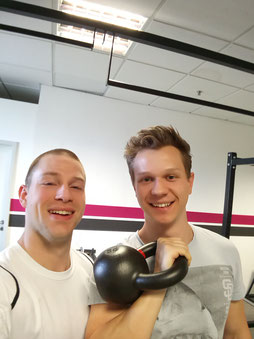 Kettlebell Bodensee Personal Training PT