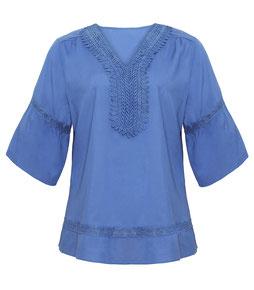 Damen Bluse XXL im Bohemian Style