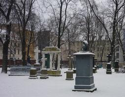 Die Kunst der Grabmale
