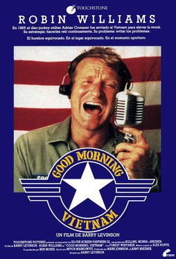 """Good Morning, Vietnam"" 1987"