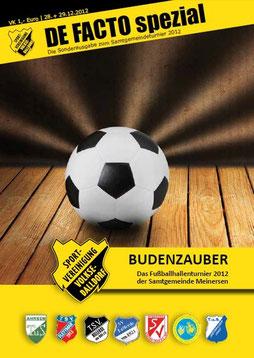 Sonderausgabe 2012 Hallen-Cup