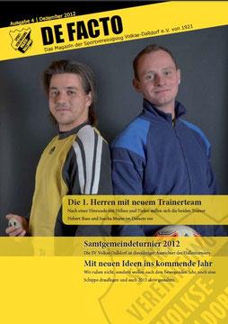 Ausgabe 18 - Dezember 2012