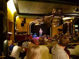 Zauberer Antonio Mamut - Bühnenshow in Münster