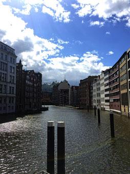Hamburg am Wasser