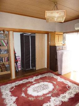 1階和室施工前2