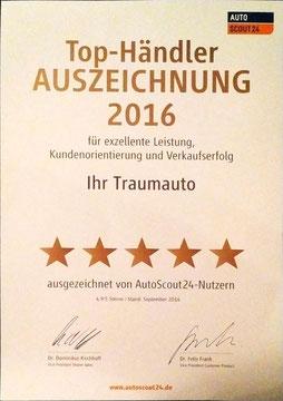 Top-Händler 2016