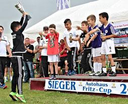 Bildergalerie vom U8/9-Cup