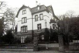 dudweiler, saarbruecken, bergbau, bergwerksdirektorenvilla, am gegenortschacht, 1907