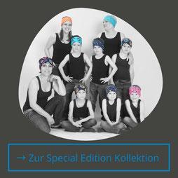 Spezialanfertigung von Chappunzel findest Du in der Kollektion Special Edition. Mit Lichtreflektoren für einen sicheren Schulweg in der Dunkelheit.