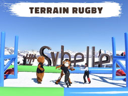 Location terrain de rugby gonflable Annecy