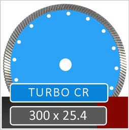 prodito slijpschijf 350mm welke zeer geschikt is voor het zagen van natuursteen met een benzine doorslijper met opname 25.4