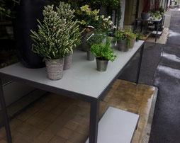 Tisch- Gestell aus der Wunderwerkstatt.ch