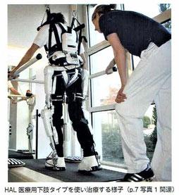 HAL医療用下肢タイプ