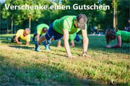 Natify - Training im Freien