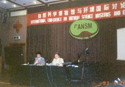 北京での論文発表の様子(ICNSME93 IN Beijing)