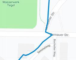 Wanderweg 9