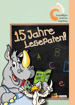 15 Jahre Lesepaten - Freiwilligen-Zentrum Augsburg