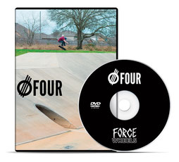 Revive Skateboards & Force Wheels DVDS / VMS Distribution Europe - Revive Force 3Block Braille