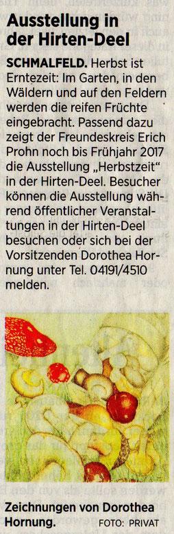 Segeberger Zeitung 17.09.2016