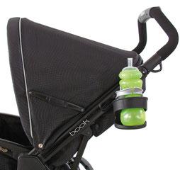 Flaschenhalter für Kinderwagen und Buggys
