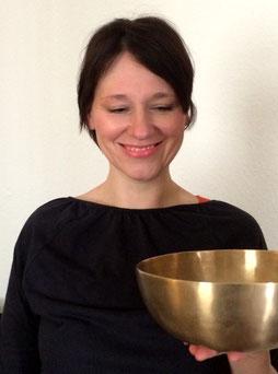 Ines Erdmann, Klangmassagepraktikerin in Hamburg
