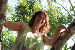 Wasserspiegelung im Dschungel Peru