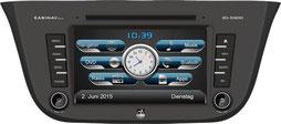 Navigationsgerät / Naviceiver AL-CAR EASINAV Drive für IVECO Daily