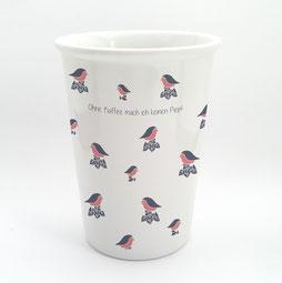 Sprüche Kaffeetasse als schöne Berliner Geschenkidee - Geschenke aus Berlin