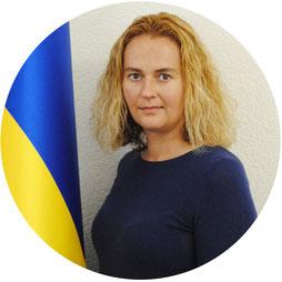 Науменко Наталия Николаевна первый заместитель ДМС Украины. Фото с официального сайта ДМСУ.
