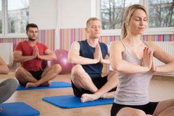 Yoga-Kurs in Hamburg
