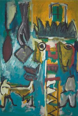 140 x 90 cm, 2006