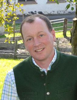 Dieses Bild zeigt den Holstein Züchter Martin Danklmaier