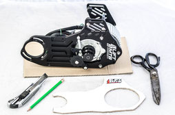 motor elétrico bicicleta lift mtb