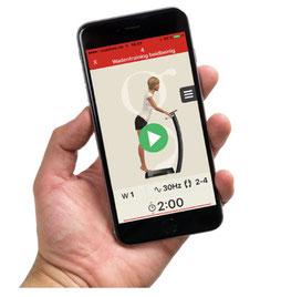 Vibrationsplatten Galileo App, Test, Vergleiche, Studien, Vibrationstraining, Galileo Training, Preise, kaufen, Vibrationstrainer: www.kaiserpower.com