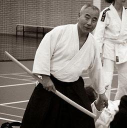 Takeshi Yamashima Shihan 7. Dan Aikikai