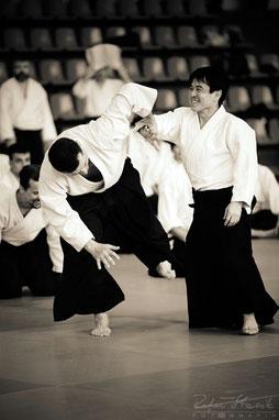 Hiroyuki Namba Shihan 6. Dan Aikikai