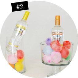 Bild: Eiswürfel mal anders, kreative Eiswürfel-Ideen, gefunden auf Partystories.de