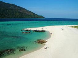 Beach on Ko Lipe