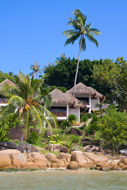 Hotel auf Koh Samui