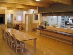 リビング・オープンキッチン