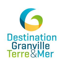 Destination Granville Terre & Mer Logo