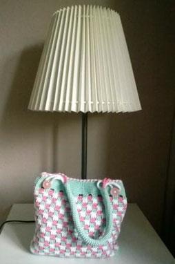 Handtasche aus Baumwolle