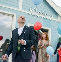 heiraten am Cospudener See -  Hochzeitsreportagen mit Hochzeitsfotograf Dirk Brzoska aus Leipzig Fotograf Dirk Brzoska aus Leipzig www.dirk-brzoska.de