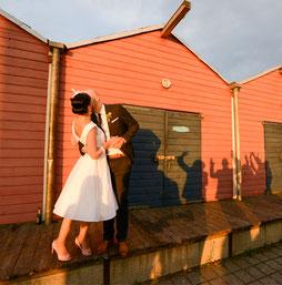 küssendes Brautpaar - Hochzeitsreportagen mit Hochzeitsfotograf Dirk Brzoska aus Leipzig Fotograf Dirk Brzoska aus Leipzig www.dirk-brzoska.de